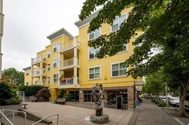 2901 NE Blakeley Street #502, Seattle, WA 98105 (#1838404) :: McAuley Homes