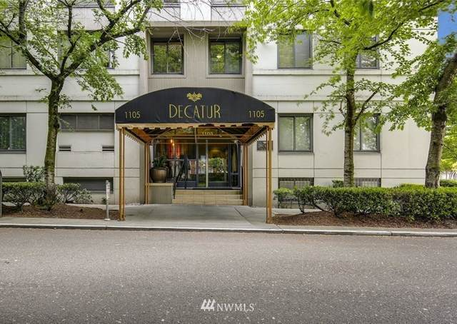 1105 Spring Street #901, Seattle, WA 98104 (#1838452) :: Better Homes and Gardens Real Estate McKenzie Group