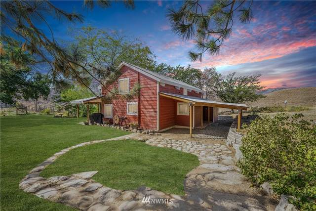 53 Prairie Flats Road, Methow, WA 98834 (#1838500) :: Ben Kinney Real Estate Team