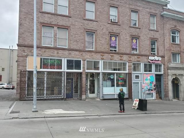 501 S Jackson Street #102, Seattle, WA 98104 (#1838517) :: Pacific Partners @ Greene Realty
