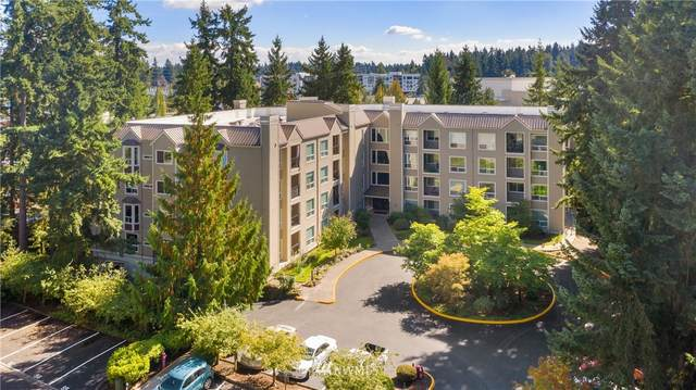 823 N 161st Place #403, Shoreline, WA 98133 (#1838564) :: Icon Real Estate Group