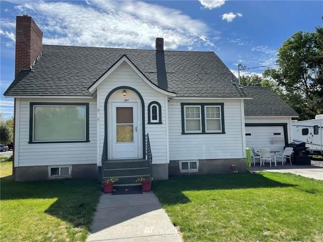 201 W Sixth St, Waitsburg, WA 99361 (MLS #1838594) :: Nick McLean Real Estate Group