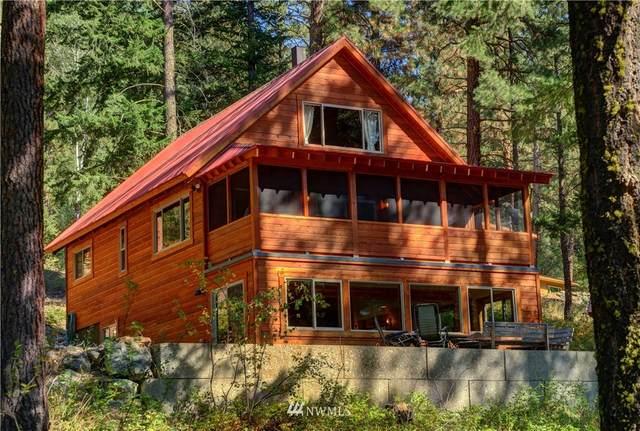 63 Trillium Road, Winthrop, WA 98862 (MLS #1838606) :: Nick McLean Real Estate Group