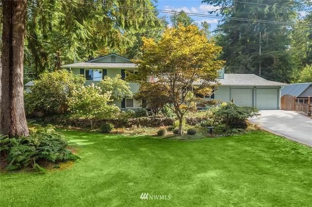10746 E Lake Joy Drive NE, Carnation, WA 98014 (#1838639) :: Keller Williams Realty