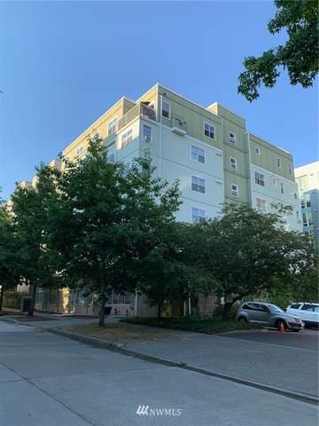 4722 12th Avenue NE #602, Seattle, WA 98105 (MLS #1838652) :: Reuben Bray Homes
