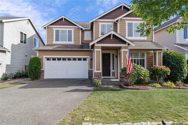 8645 Webster Drive NE, Lacey, WA 98516 (#1838679) :: Franklin Home Team