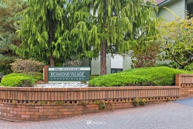18906 8th Avenue NW #311, Shoreline, WA 98177 (#1838834) :: Neighborhood Real Estate Group