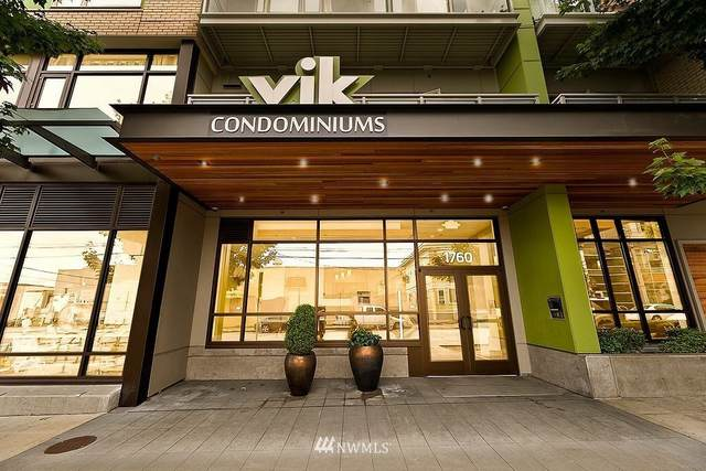 1760 NW 56th Street #514, Seattle, WA 98107 (#1838887) :: Ben Kinney Real Estate Team