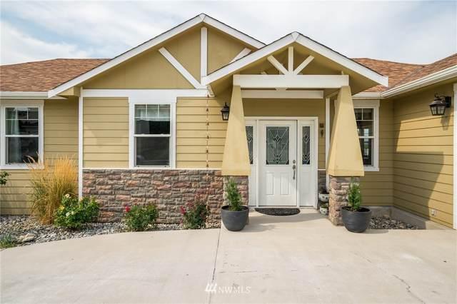 2936 Cascade Ridge, East Wenatchee, WA 98802 (MLS #1838890) :: Nick McLean Real Estate Group
