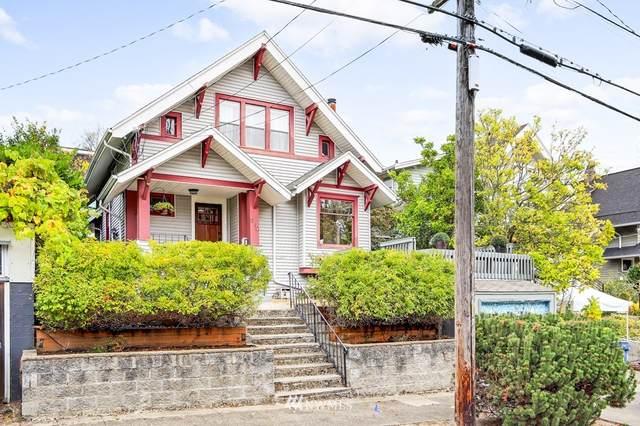 210 Crockett Street, Seattle, WA 98109 (#1838914) :: Simmi Real Estate