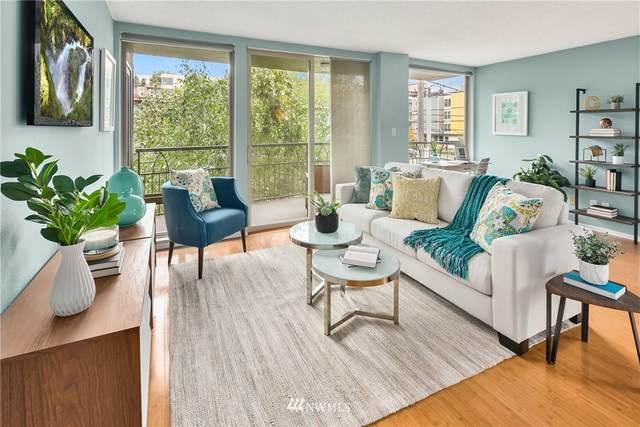507 W Mercer Street #604, Seattle, WA 98119 (#1838926) :: Simmi Real Estate