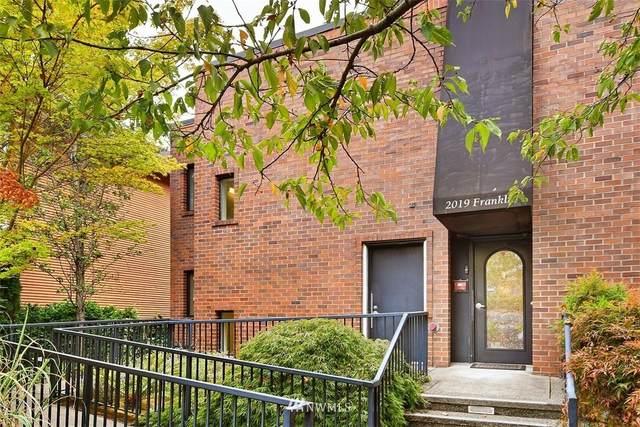 2019 Franklin Ave E #202, Seattle, WA 98102 (#1838927) :: Ben Kinney Real Estate Team