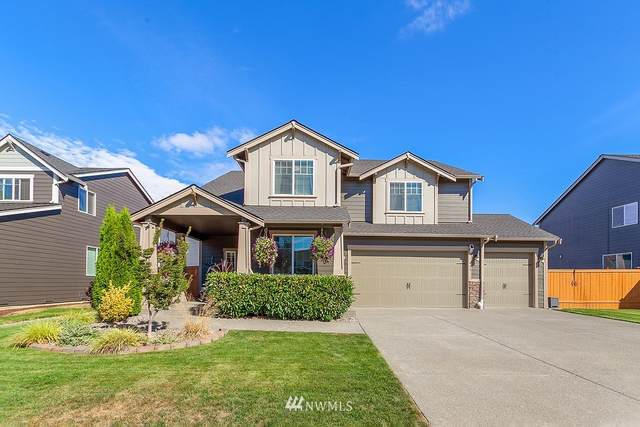 413 Buell Street SW, Orting, WA 98360 (#1838958) :: Better Properties Lacey