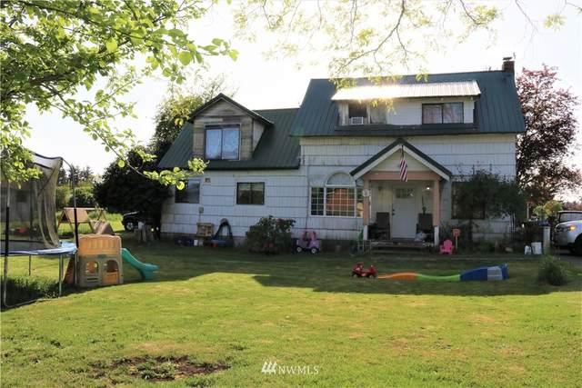 312 E Oak Street, Oakville, WA 98568 (#1838959) :: Pacific Partners @ Greene Realty