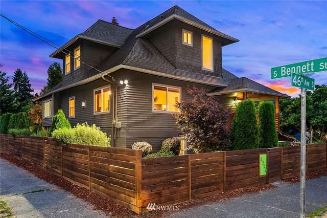 5300 46th Avenue S, Seattle, WA 98118 (#1838966) :: Pacific Partners @ Greene Realty