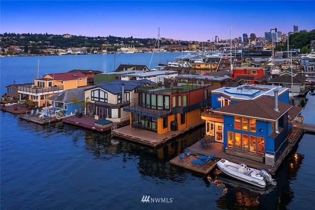 2466 Westlake Avenue N #12, Seattle, WA 98109 (#1838982) :: Icon Real Estate Group