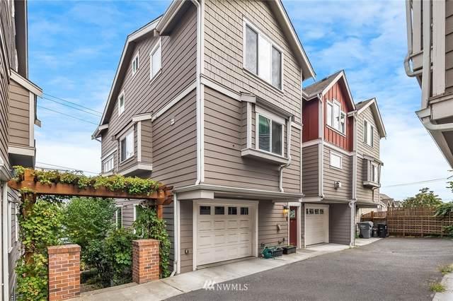 3611 Albion Place N B, Seattle, WA 98103 (#1839100) :: Northern Key Team