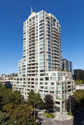 2600 2nd Avenue #515, Seattle, WA 98121 (#1839127) :: The Snow Group