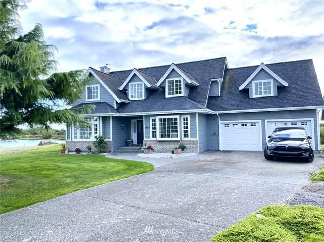 1545 Ocean View Lane, Point Roberts, WA 98281 (#1839192) :: McAuley Homes