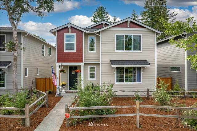 1927 SE Mayes Road SE, Lacey, WA 98503 (#1839231) :: The Snow Group