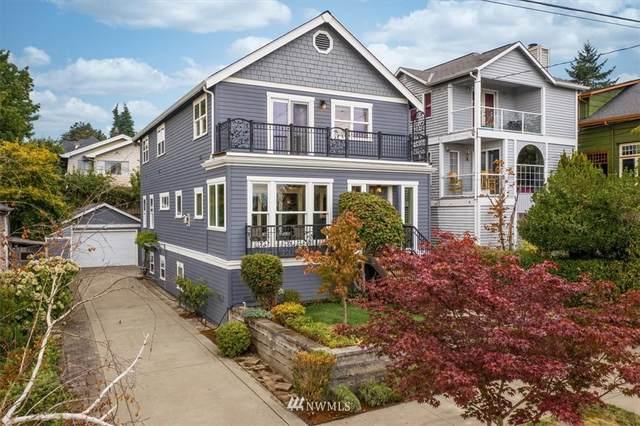 526 NE 78th Street, Seattle, WA 98115 (#1839253) :: The Snow Group