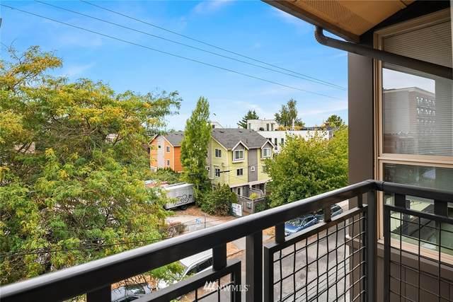 1410 E Pine Street W313, Seattle, WA 98122 (#1839259) :: Provost Team | Coldwell Banker Walla Walla