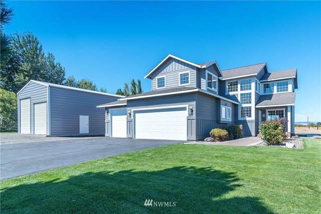 221 Range View Rd., Ellensburg, WA 98926 (MLS #1839290) :: Nick McLean Real Estate Group