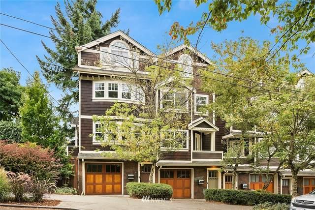 1109 E Harrison Street, Seattle, WA 98102 (#1839320) :: Simmi Real Estate