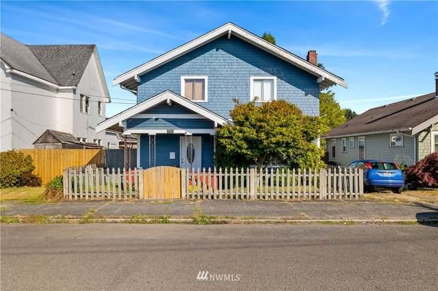 116 Jefferson Street, Hoquiam, WA 98550 (#1839327) :: The Kendra Todd Group at Keller Williams