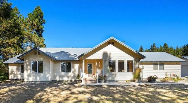 1741 Airport Road, Cle Elum, WA 98922 (#1839393) :: Ben Kinney Real Estate Team