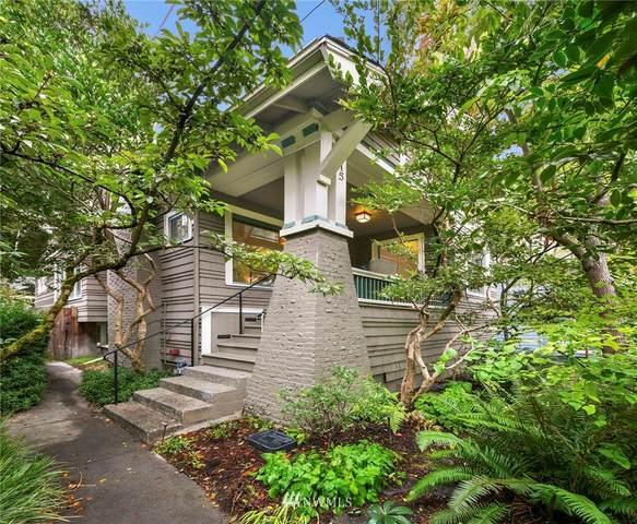 315 Blaine Street, Seattle, WA 98109 (#1839421) :: Simmi Real Estate