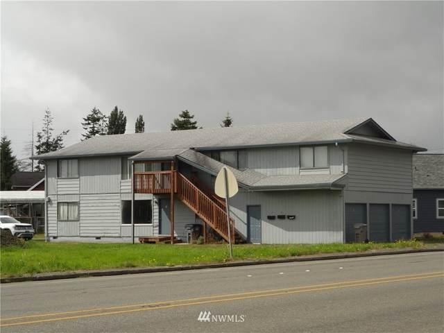 100 E Scott Street 1-3, Aberdeen, WA 98520 (#1839429) :: Pacific Partners @ Greene Realty