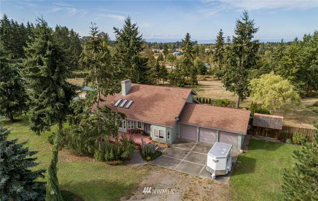 101 Timberline Drive, Sequim, WA 98362 (#1839554) :: The Kendra Todd Group at Keller Williams