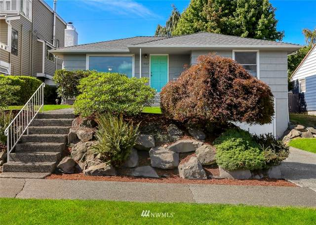 4027 52nd Avenue SW, Seattle, WA 98116 (#1839610) :: The Snow Group
