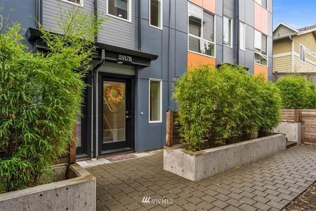 5917 Fauntleroy Way SW B, Seattle, WA 98136 (#1839623) :: Provost Team | Coldwell Banker Walla Walla
