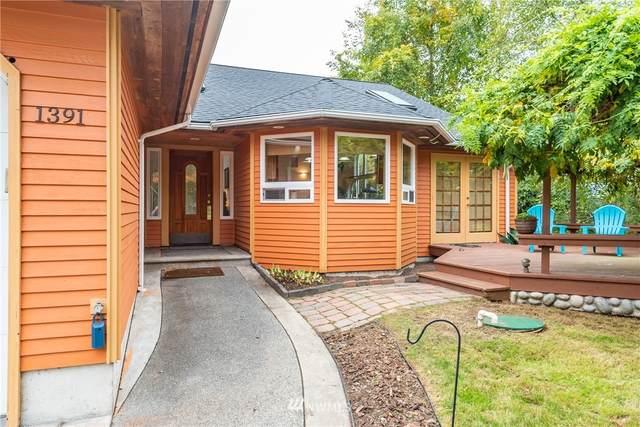 1391 Pelican Court, Freeland, WA 98249 (#1839633) :: Better Properties Real Estate