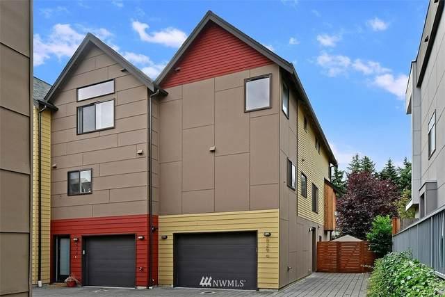 829 NW 97th Street C, Seattle, WA 98117 (#1839642) :: Pacific Partners @ Greene Realty