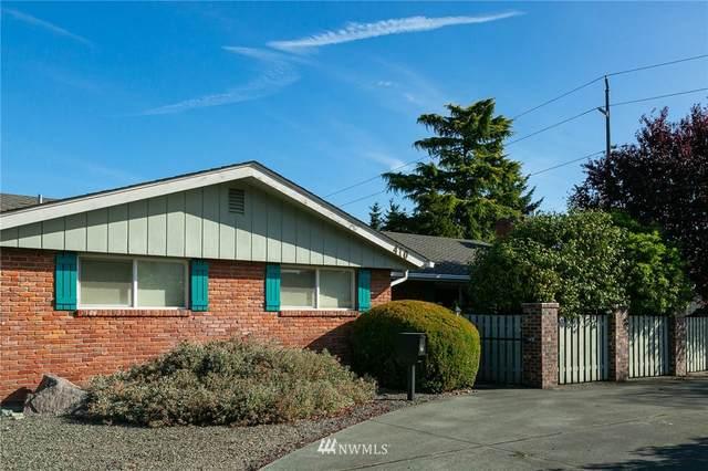 410 E Fir Street, Sequim, WA 98382 (#1839654) :: Ben Kinney Real Estate Team
