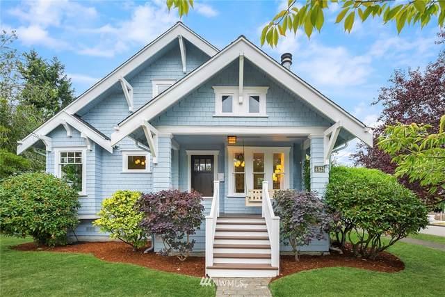 4825 SW Dawson Street, Seattle, WA 98136 (#1839686) :: Pacific Partners @ Greene Realty