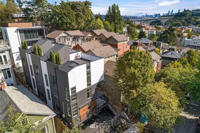 3832 B Evanston Avenue N, Seattle, WA 98103 (#1839788) :: Ben Kinney Real Estate Team