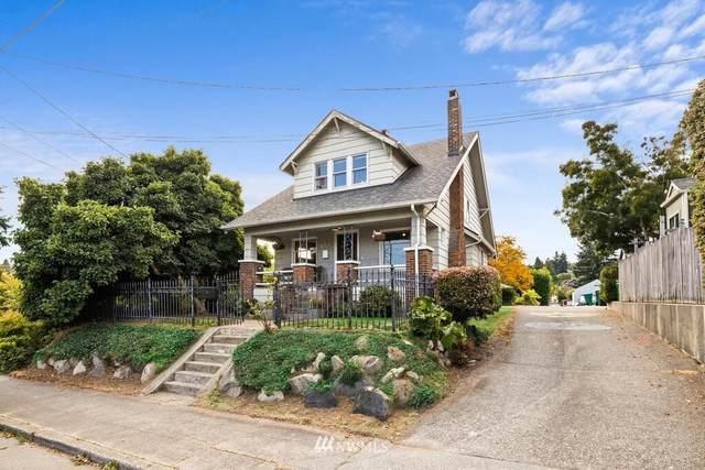 6711 Linden Avenue N, Seattle, WA 98103 (#1839824) :: Northern Key Team