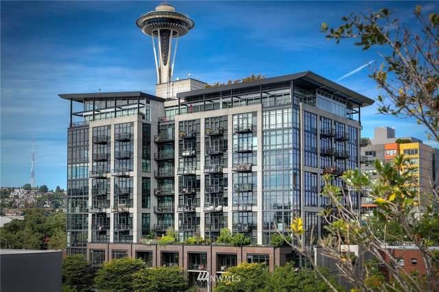 2720 3rd Avenue #808, Seattle, WA 98121 (#1839855) :: Home Realty, Inc