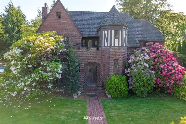 1805 NW Blue Ridge Drive, Seattle, WA 98177 (#1839861) :: Pacific Partners @ Greene Realty