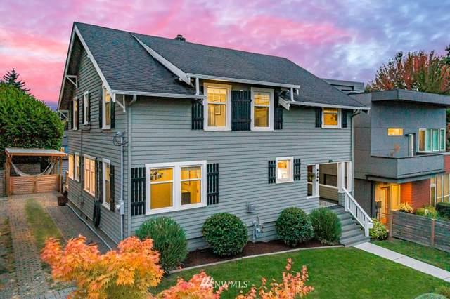 3755 SW Webster Street, Seattle, WA 98126 (#1839868) :: The Shiflett Group