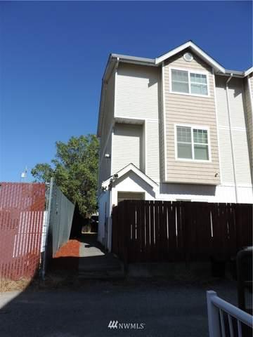 1121 N 94th Street A, Seattle, WA 98103 (#1839925) :: Neighborhood Real Estate Group