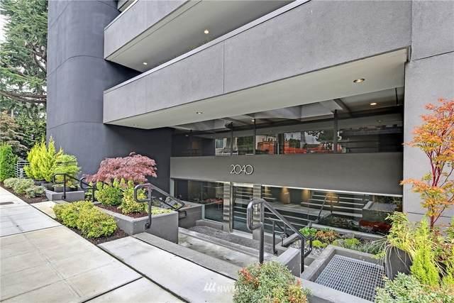 2040 Waverly Place N #201, Seattle, WA 98109 (#1839929) :: Simmi Real Estate
