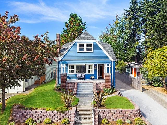8519 14th Avenue NW, Seattle, WA 98117 (#1839952) :: Pacific Partners @ Greene Realty