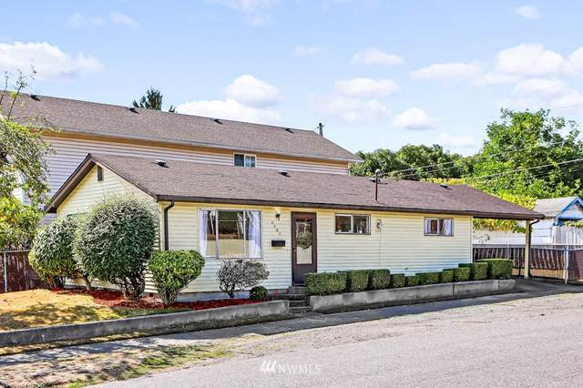 5301 15th Avenue S, Seattle, WA 98108 (#1839957) :: The Snow Group