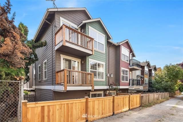 2646 NW 56th Street B, Seattle, WA 98107 (#1839987) :: Ben Kinney Real Estate Team