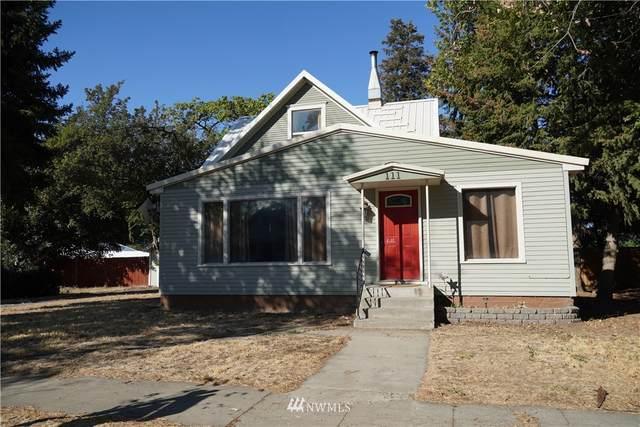 111 N F Street, Prescott, WA 99348 (MLS #1840056) :: Reuben Bray Homes